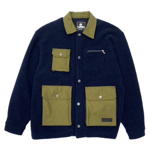 edwin outoodr overshirt uomo giacca-camicia I029826