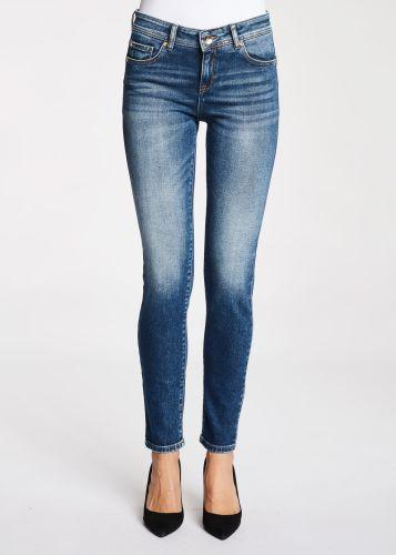 gaudi jeans donna denim medio 121BD26016
