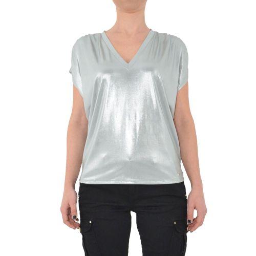 gaudi 111FD64005 3916 t-shirt donna verde
