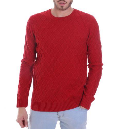 gaudi 021GU53034 2412 maglia uomo rosso