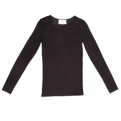 rame m/l lurex donna maglia SH25
