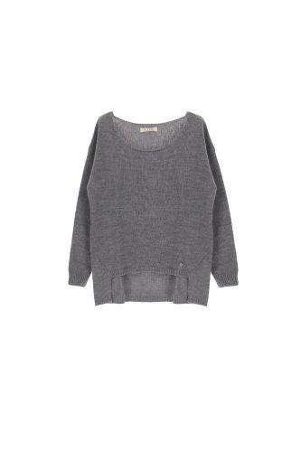 please maglia donna grigio M49775061