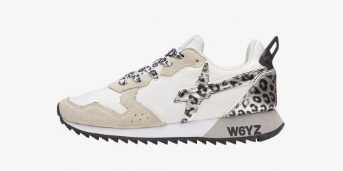 W6YZ JETW 1N36 scarpe donna bianco