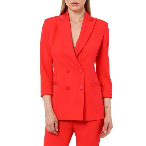 imperial JU25BBK 1350 giacca donna rosso