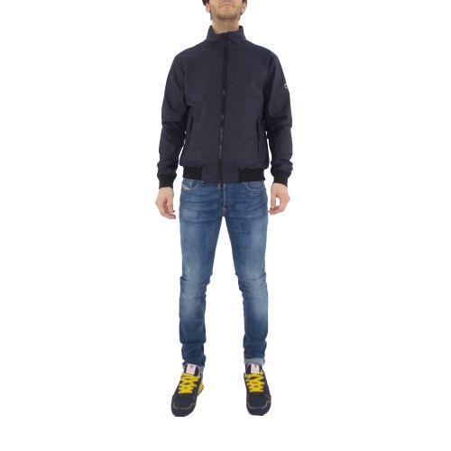 mark up MK994006 BLUE giaccone uomo blu