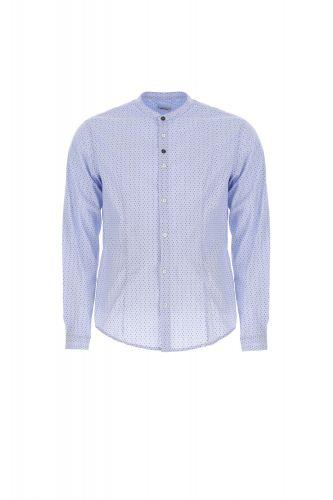 imperial camicia uomo azzurro  C6407I171