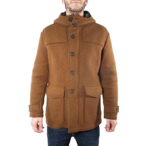 imperial U3908IMP21 1811 giaccone uomo marrone