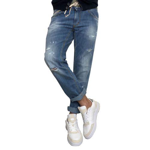 squad2 jeans uomo denim chiaro SQ2102