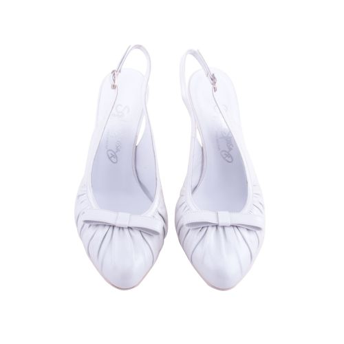 Sophie Sposa Donna Sposa Bianco Made In Italy In Saldo