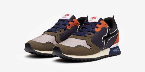 W6YZ scarpe uomo militare grey navy JET-M