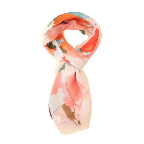 imperial foulard donna rosso 947811397