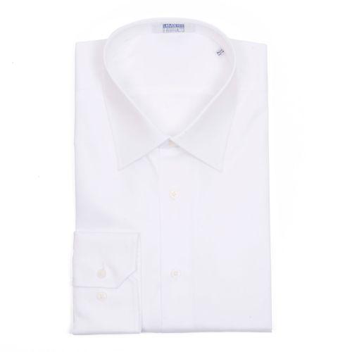 Lamberto Fabbracci Uomo Camicia Bianco