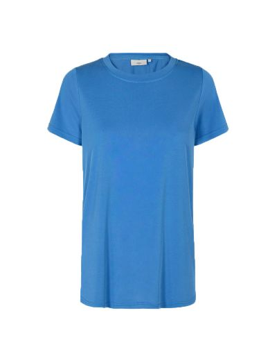 minimum RYNAH 0281 4043 t-shirt donna indaco