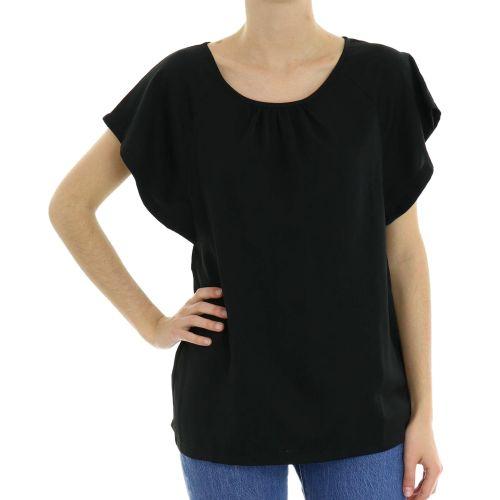 molly bracken T1160P21 BLACK blusa donna nero
