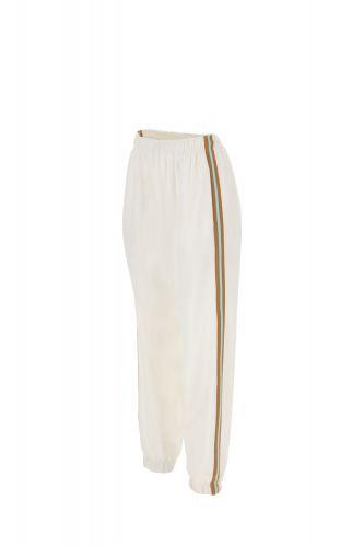 imperial P2W4BBB 1140 pantalone donna latte