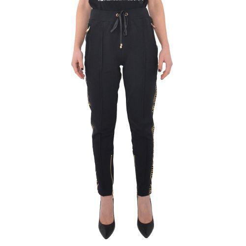 gaudi 111BD24006 2001 pantalone donna nero
