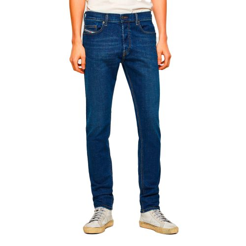 diesel jeans uomo denim scuro D-LUSTER