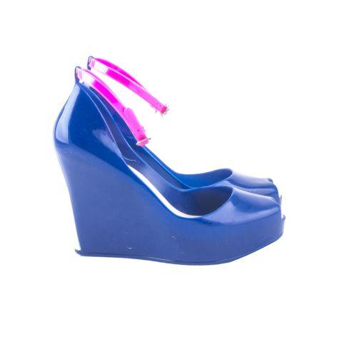 06 Milano Donna Decollete Blu