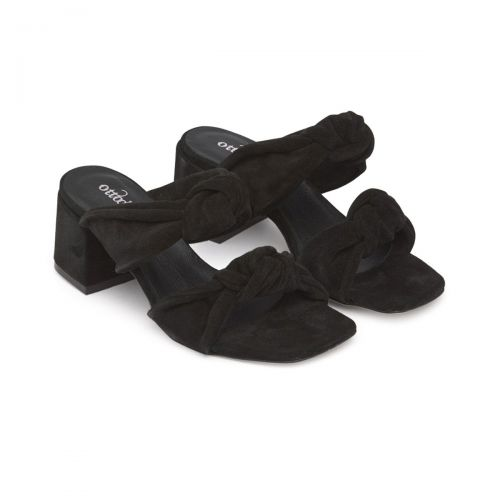 ottod'ame sandalo in pelle donna calzature dy4148