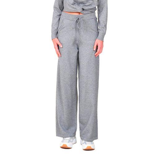 molly bracken pantalone donna argento LA539A21