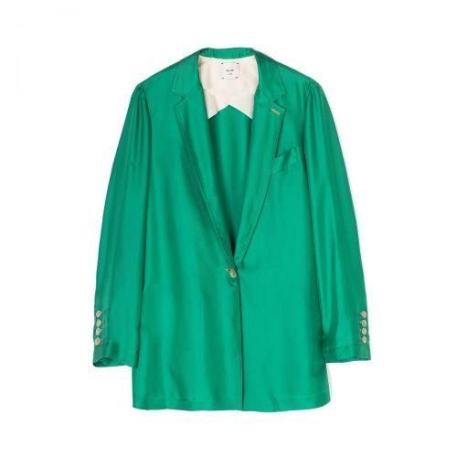 alysi twill seta monopetto donna giacca 101829