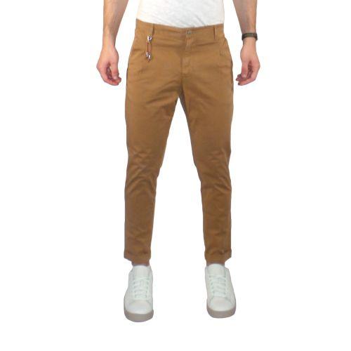 squad2 CRC1320 47 pantalone uomo marrone