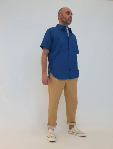 bottega chilometri zero madson m/c sully uomo pantaloni DU20026