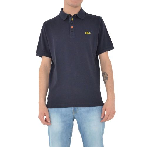 mark up MK991027 BLUE polo uomo blu