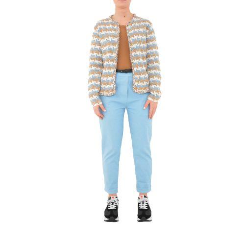 bighet 3601/04 MULTICOLOR giacca donna multicolor