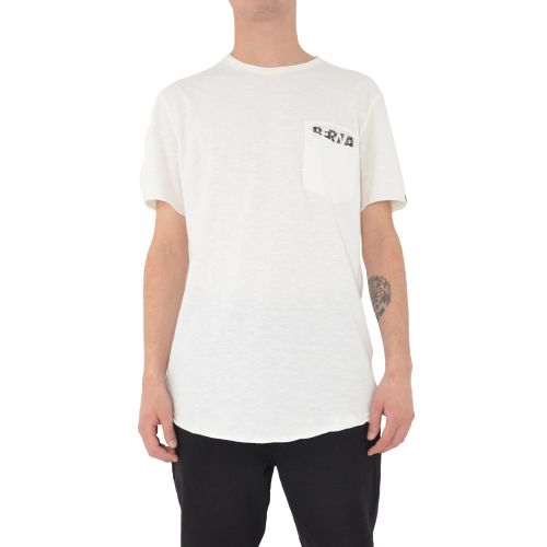 berna M 210093 24 t-shirt uomo latte