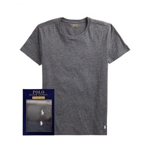 ralph lauren s/s crew 3 pack uomo t-shirt 714-830304-005
