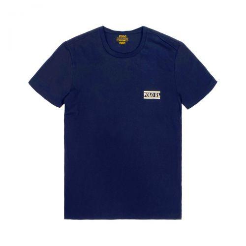 ralph lauren s/s crew uomo t-shirt 714-8302780