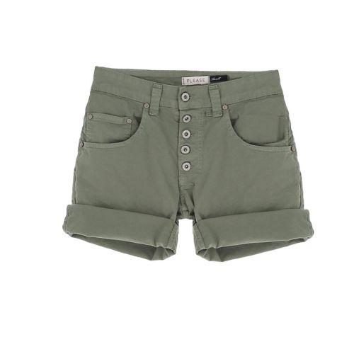 please shorts donna militare P88ACV9N3N
