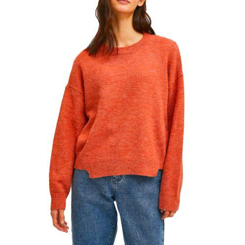 compania fantastica maglia donna arancione FA21DEJ20