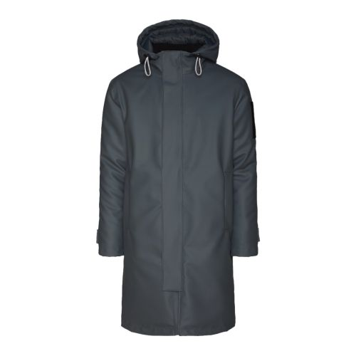 rains glacial coat uomo capospalla 1526