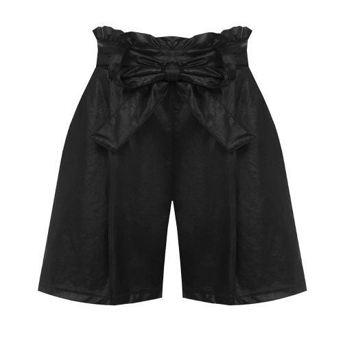 rinascimento shorts donna nero CFC0105001003