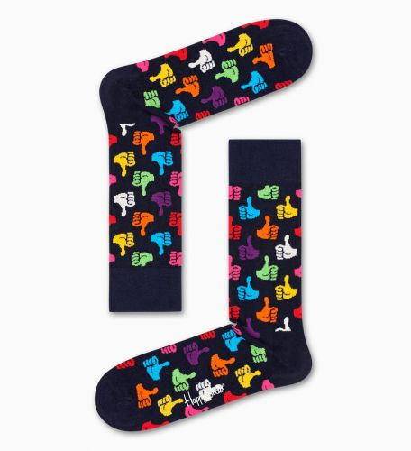 happy socks THUMBS UP SOCK/U 6500 calzini uomo multicolor