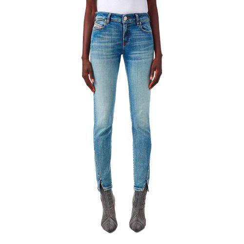 diesel jeans donna denim medio D-JEVEL