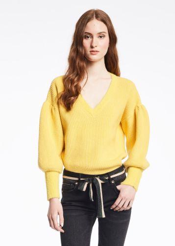 gaudi maglia donna giallo 121BD53028
