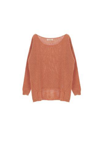 please maglia donna rosa antico M49775061