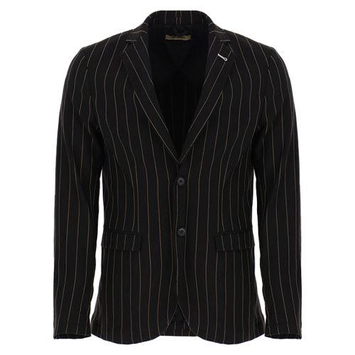 imperial giacca uomo nero beige JZ10CRG