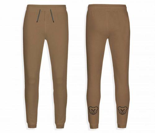 hiconika pantalone donna cammello PD12