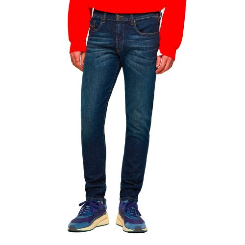 diesel jeans uomo denim scuro D-STRUKT