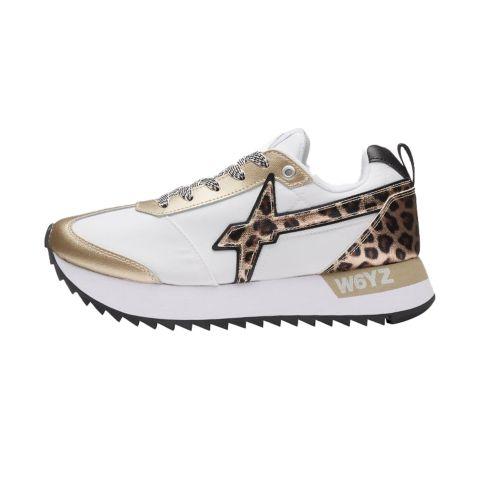 W6YZ KISW 1N17 scarpe donna bianco