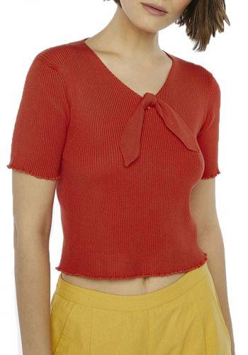 compania fantastica SP20DEJ11 ROSSO maglia donna rosso