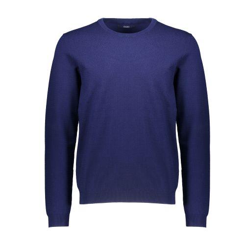 gaudi 111GU53016 2801 maglia uomo blu