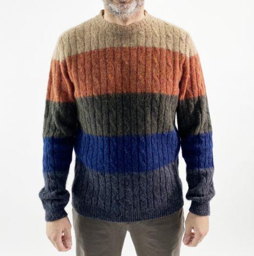 bellwood paricollo uomo maglia W5302