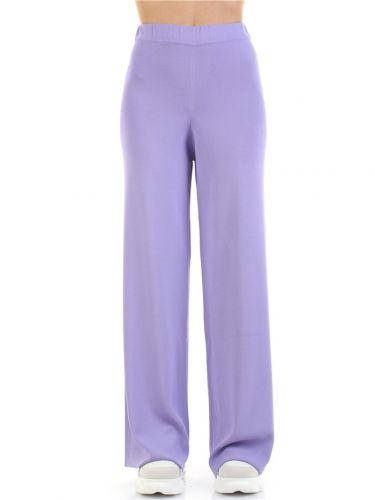 vicolo pantalone donna lilla 2054H