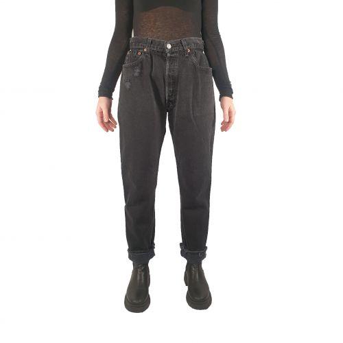 levi's CARAMELLA NERO jeans donna nero