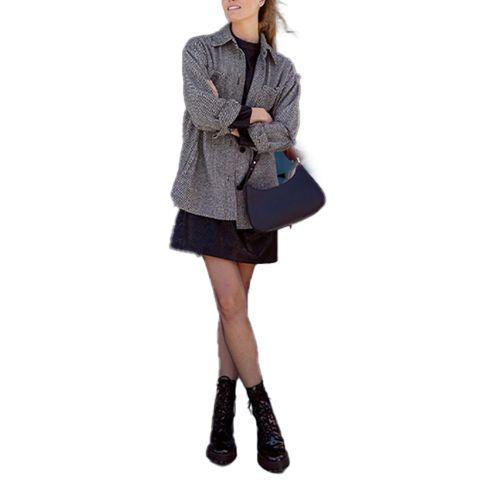 molly bracken giacca donna nero T1402AA21